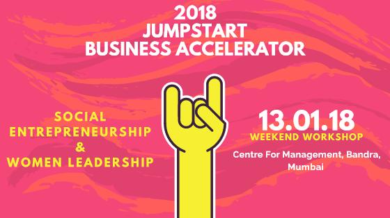 2018 - Jumpstart Business Accelerator - Mumbai, India, Mumbai, Maharashtra, India