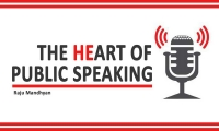 The Heart of Public Speaking w/Mind Mapping