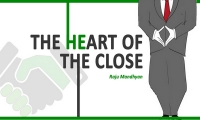 The Heart of the Close for Sales Leaders and Sales Coaches