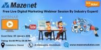 Free Live Webinar on CDM