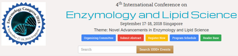 4th International Conference on Enzymology and Lipid Science, Singapore