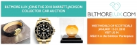 BiltmoreLux at Barrett-Jackson Auction Event (Scottsdale 2018)