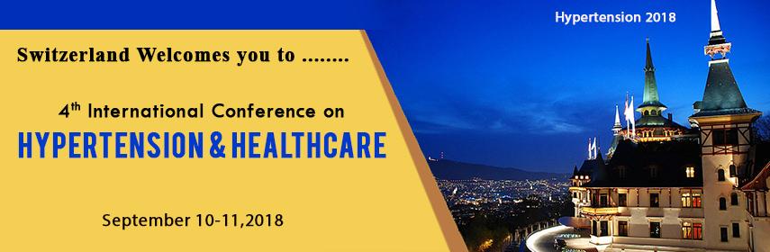4th International Conference on Hypertension & Healthcare, Switzerland, Zürich, Switzerland