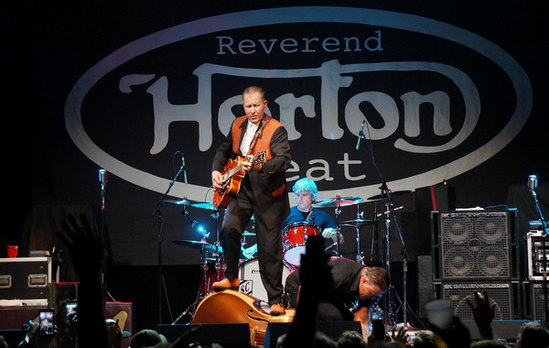 Reverend Horton Heat Tickets 2018, Nelson, Kentucky, United States