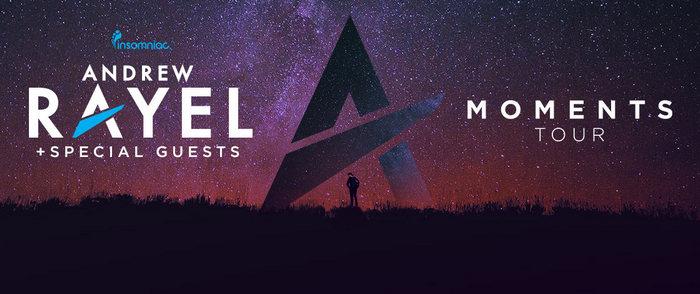 Andrew Rayel Tickets 2018, Polk, Oregon, United States