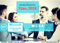 Get Dream Job via MCSA Training & Certification: Next Big Thing