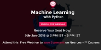 Free Live Webinar On Machine Learning With Python