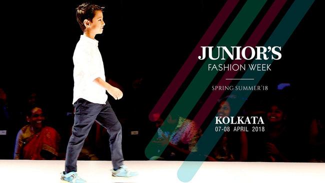 Junior's Fashion Week Spring Summer 2018 Kolkata, Kolkata, West Bengal, India