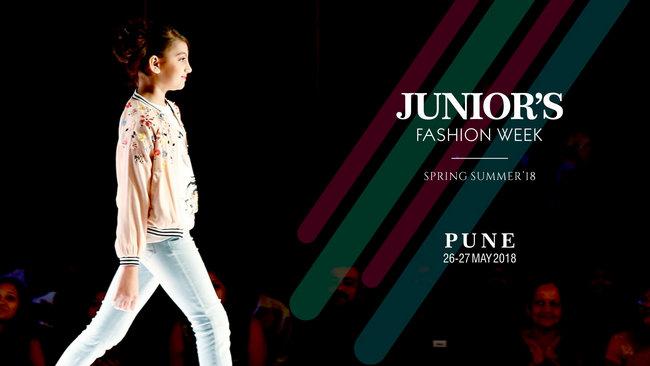 Junior's Fashion Week Spring Summer 2018 Pune, Pune, Maharashtra, India