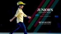 Junior's Fashion Week Spring Summer 2018 Bengaluru