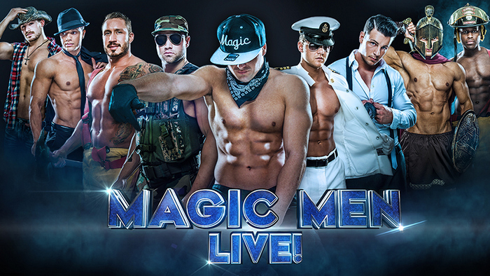 Magic Men Live Tickets, Cherokee, North Carolina, United States