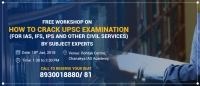 Workshop on How to Crack Civil Services Examination in Rohtak