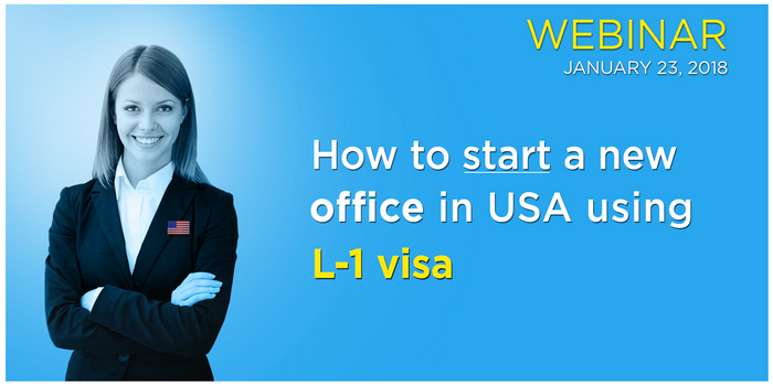 Immigration Event: How To Get L-1 Visa To Start Your Business In United States, Franklin, Washington, United States