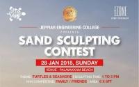 Sand Sculpting Contest 2018