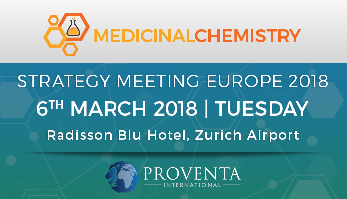 Medicinal Chemistry Strategy Meeting Europe 2018, Rondellstrasse, Zürich, Switzerland