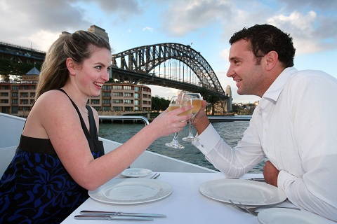 Romantic Valentine day Dinner Cruise on Sydney, Sydney, New South Wales, Australia