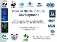Event: Rural Development course