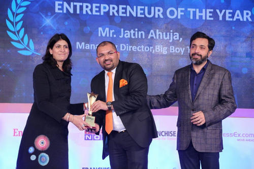 Small Business Awards 2018, New Delhi, Delhi, India