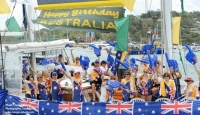 Australia Day Lunch Cruises on Sydney Harbour