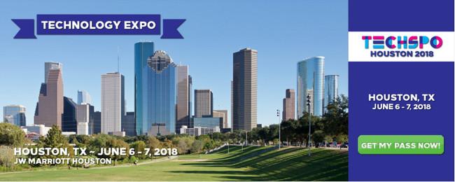 TECHSPO Houston 2018, Houston, Texas, United States