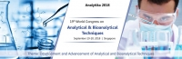 19th World Congress on Analytical and Bioanalytical Techniques