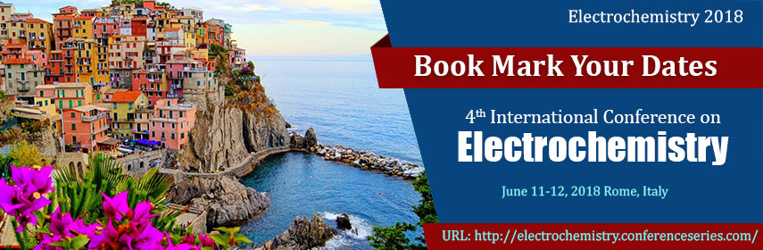 4th International Conference on Electrochemistry, Rome, Italy
