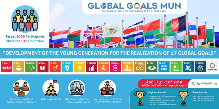 Global Goals MUN, Kuala Lumpur, Malaysia