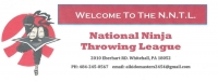 National Ninja Throwing League