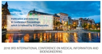 2018 3rd International Conference on Medical Information and Bioengineering (ICMIB 2018)