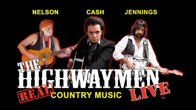 The Highwaymen Tribute Show - Tixbag.com, Deuel, South Dakota, United States