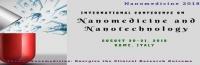 International Conference on Nanomedicine and Nanotechnology