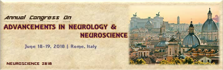 Annual Congress on Advancements in Neurology and Neuroscience, Rome, Italy