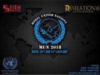 SIBM Bengaluru Model United Nations (MUN) | Revelation 2018
