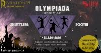 Olympiada - Revelation 2018 Aether Infinium