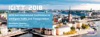 2018 2nd International Conference on Intelligent Traffic and Transportation (ICITT 2018)