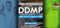 Free Workshop on DDMP (Dynamic Digital Marketing Program)