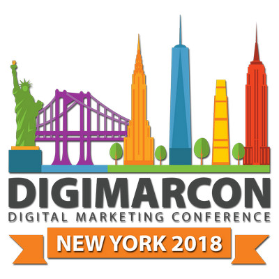 DigiMarCon New York 2018 - Digital Marketing Conference, New York, United States