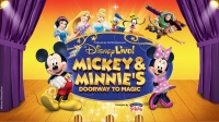 Disney Live! Mickey and Minnie's Doorway to Magic - Tixbag.com