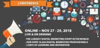 DigiMarCon World 2018 - Digital Marketing Conference