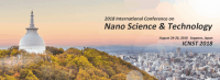 2018 International Conference on Nano Science&Technology (ICNST 2018)--EI Compendex and Scopus