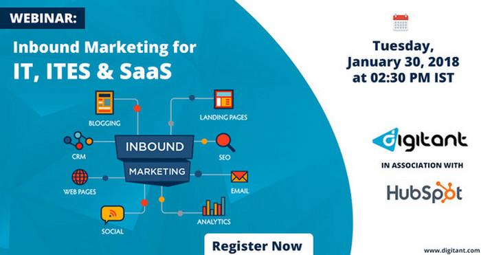 An exclusive Webinar for IT, ITES & SaaS companies looking