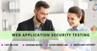 Live On-line Training On Web Application Security Testing