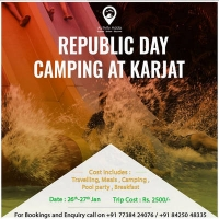 Republic Day Camping