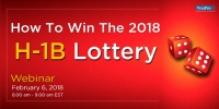 FREE Webinar: How To Win The 2018 H-1B Lottery Race