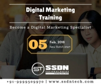 Learn Digital Marketing via certified - Get Job Ready in 6 Weeks