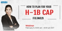 FREE Webinar: How To Plan For Your H-1B Cap 2018 Filings
