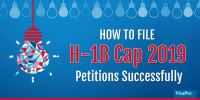 FREE Webinar: How To File H-1B Cap 2019 Petitions Successfully