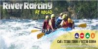 River Rafting At Kolad Overnight