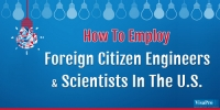 FREE Webinar: How To Employ Foreign Citizen Engineers And Scientists In The U.S.