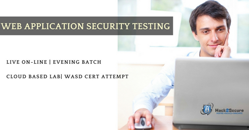 Live On-line Workshop On Web AppSec Testing | San Francisco, San Francisco, California, United States